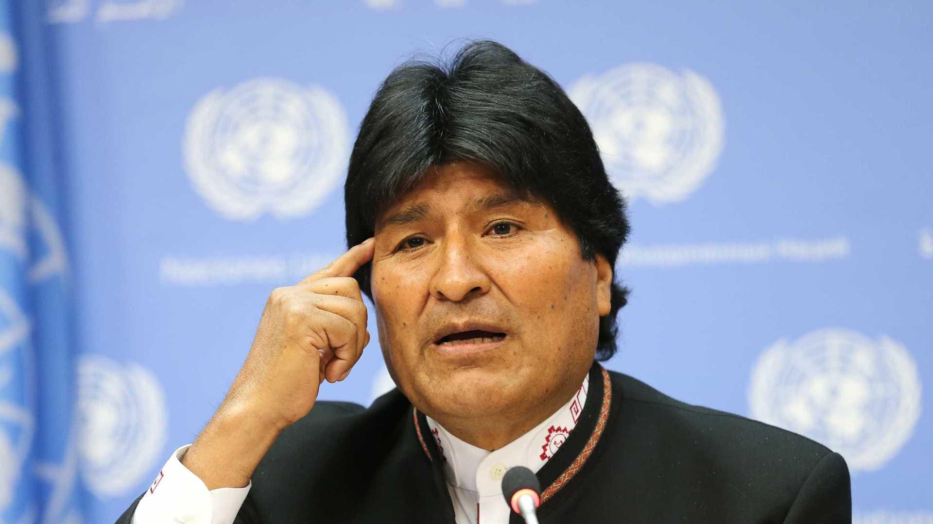 O capitalismo e os disparates de Evo Morales
