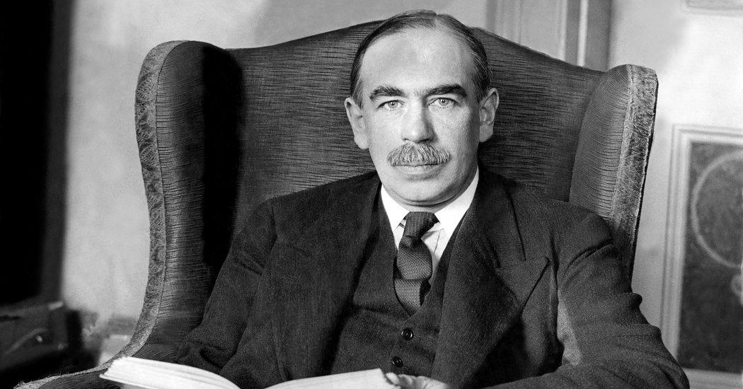 Keynes não voltou